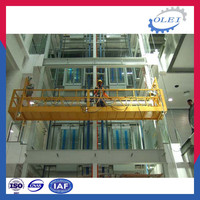 Steel Al Suspended Access System Equipment for Sale