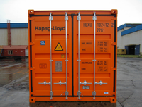40hc 40ft 20ft dry containers for sale