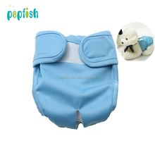 Stylish Female Durable PUL Fabric Pet Dog Diapers Reusable And Washable