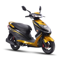 Ariic gas scooter 150cc smart cheap 150 cc model Gnuz