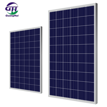 250 W 260w 270w solar panel with micro inverter integrated battery