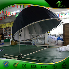 New Style Projection Dome Tent , Easy Set Up Folding Projection Tent , Movie Tent For Exhibition