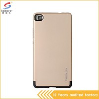 New arrival latest high design two in one phone case for huawei g650