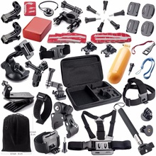 Factory Action Camera Accessories Kit 50 in 1 for <strong>Gopros</strong> Go Pro HD Heros 7 6 5 4 3 3+ 2 SJ5000
