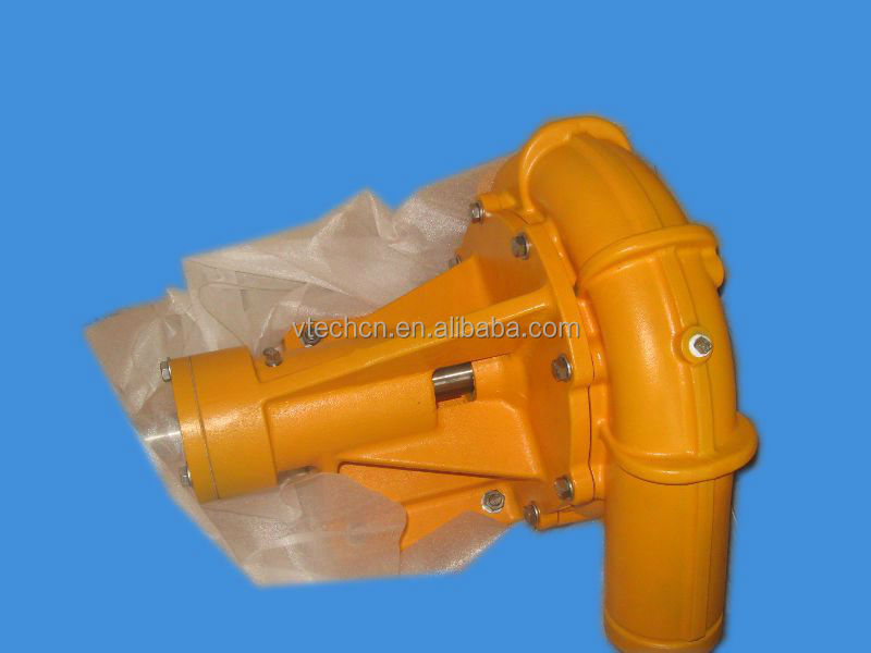 2015 Light Weight Large Flow High Speed Normal Temperature Water Truck Pump