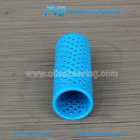 Blue Ball Cages POM Material,Plastic Ball Retainer Bearing,Ball Bearing Cage Made in China