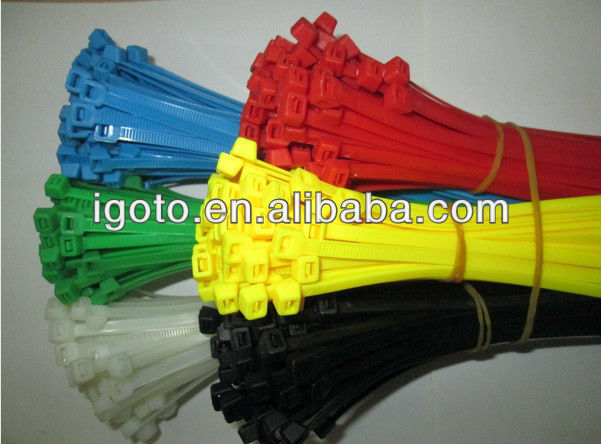 Natural Plastic Wire Ties