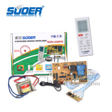 Suoer High Quality Air Conditioner Universal Control Board with PG Motor