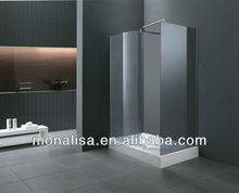 Monalisa Sliding Glass Shower Enclosure / Simple Shower Room/ Cubicle/ Bathroom (with CE)