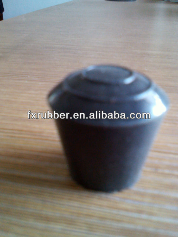 Rubber caps for chair legs furniture metal