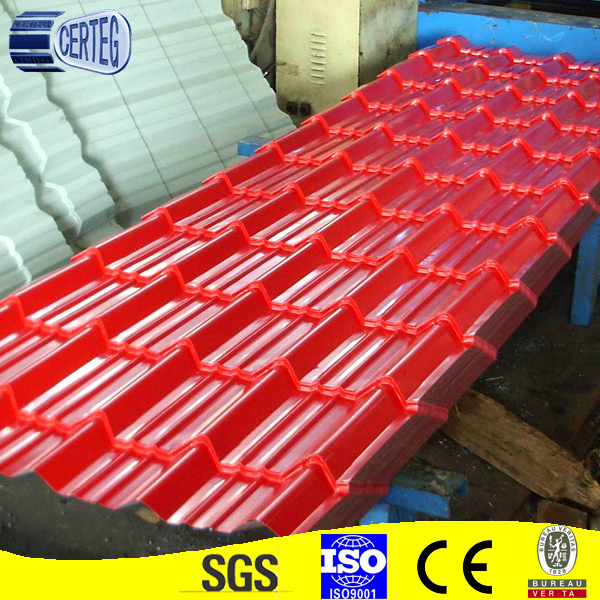 Life Long Time Roof design for house flexible roofing material stone coated steel roofing tile