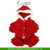 Hot Pet Puppy Cat Dog Santa Claus Christmas Coat Costume Outfit Clothes Apparel