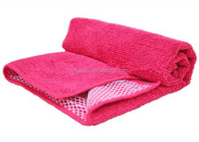 30x30cm Antibacterial microfiber dish cloths,super magic towel