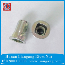 high quality stainless steel square blind rivet nut