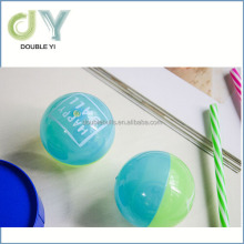 Light up bouncing ball with custom logo