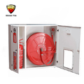 New single - bolt fire reel fire extinguisher combination box
