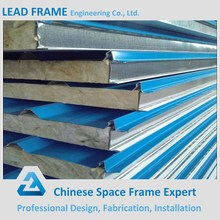 Economic Light Steel Building Sandwich Panel for Roofing Shed