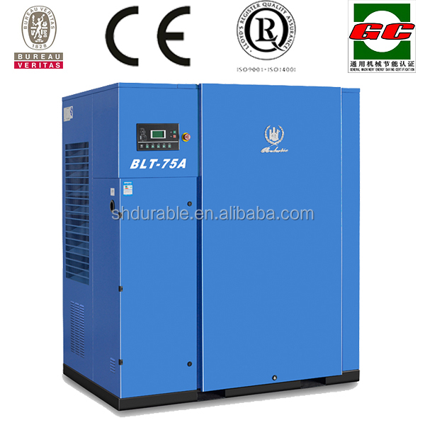 Stock Atlas Bolaite oil super silent air compressor