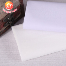 High Quality Plain White Bleached Pocketing White Cotton Fabric