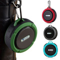 Hot sale waterproof bluetooth speaker Portable gift speaker Outdoor speaker with holder