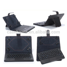 "universal wireless bluetooth keyboard case for 7 inch tablet, detachable keyboard case for 7"",8"",9.7 inch android tablet"