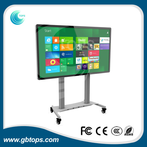 Big size 1080P touch screen lcd led tv