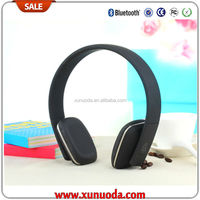 2015 strong signal stereo headband bluetooth 4.0 headset with CE,Rosh,FCC