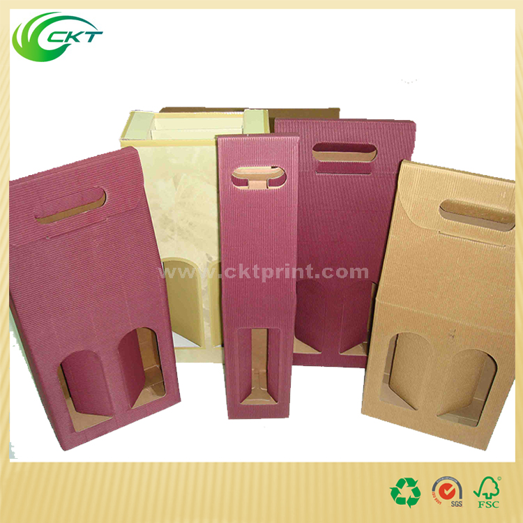 Black and white/flexo/pms luxury kraft paper box with custom quality/size/color