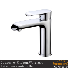 sanitary ware factory single handle wash brass basin faucet thermostatic tap mixer for bathroom