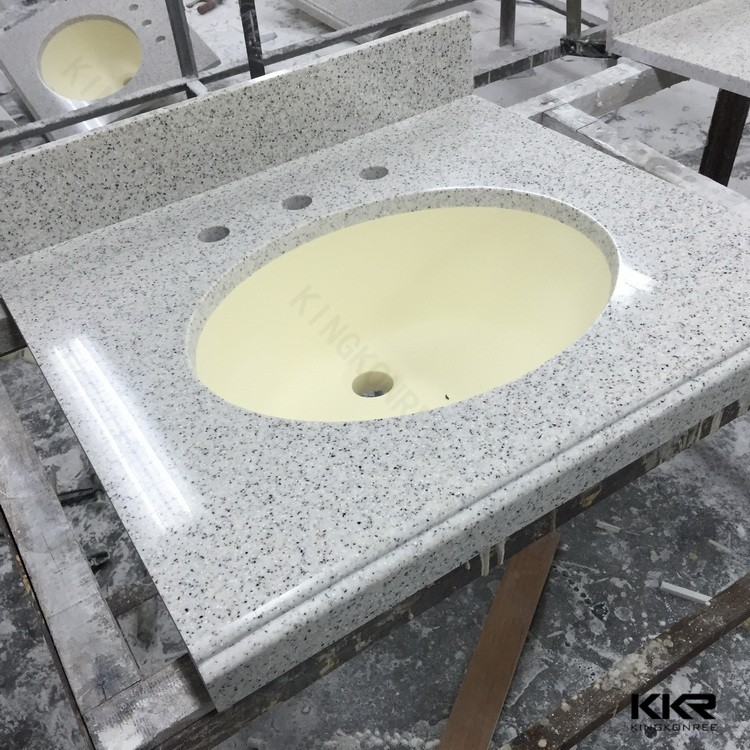 Marble Sink Countertop : Marble Countertop With Sink And Faucet Hole - Buy Countertop ...