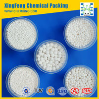 High Quality Activated Alumina Defluoridation Filter For Petrochemical Industries