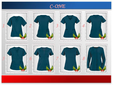 OEM-20140009 medical uniform / medical scrub suits / scrub suit