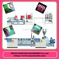 styrofoam XPS board extruding machine for sale
