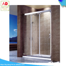 AD-6 Frame Glass Shower Door Commercial Glass Shower Doors