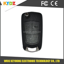 2005-2013 Valeo 13.149.658/736 743-A 2 button factory direct fiat remote key for Vauxhall /Zafira B