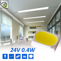 Taiwan Luster HV 24V 0.4Watt PLCC 3020 Warm White CRI 80 Epistar Chip SMD LED
