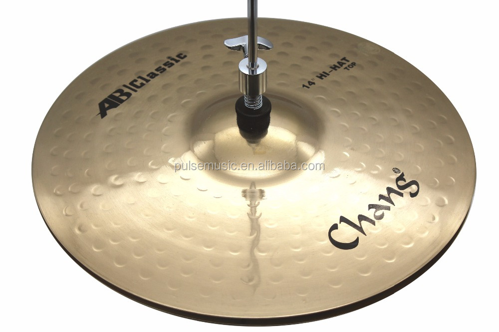 CHANG B20 cymbals set AB-CLASSIC for drum set percussion