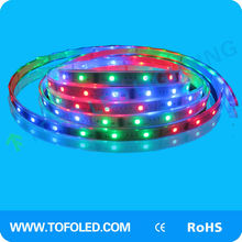 ip67 addressable flexible smart LPD8806 led strip