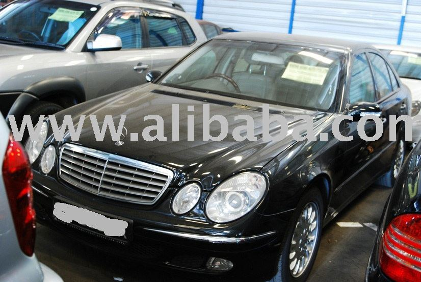 Singapore Used car Benz E240 for export-2004