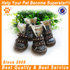 JML New design low price pet warm shoes winter promotional dog winter shoes