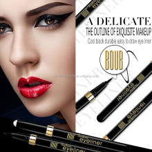 Liquid Eye Liner Pen waterproof and anti - sweat stain lasting soft head fine beginner liquid gel cream