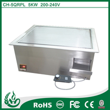 temperature resistant china portable electric teppanyaki grill