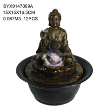 Home decorative tabletop rolling ball fountain for sale.