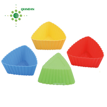durable cheap silicone cupcake molds liners cupcake