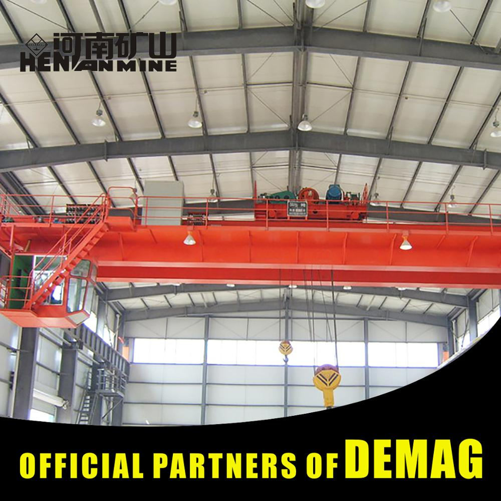 10T Electric Used Bridge Cranes Supplier For Sale