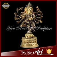 Bronze Ganesh Statues For Sale