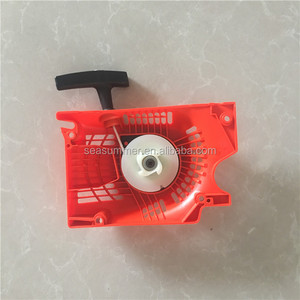High Quality Two Stroke Garden Tool Parts 4500 5200 Chainsaw Parts Recoil Starter