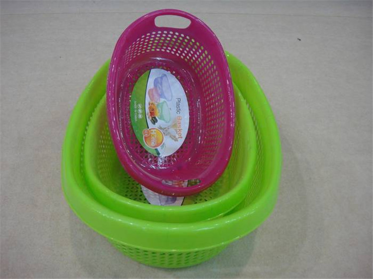 Factory direct sale plastic colander strong sieve with handle ST-801