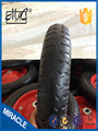 3.00-8 cavel pattern rubberwheel used for wheelbarrow