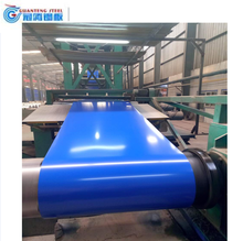 pre-painted corrugated steel sheet/prepainted steel roofing sheet /color sheet in Boxing